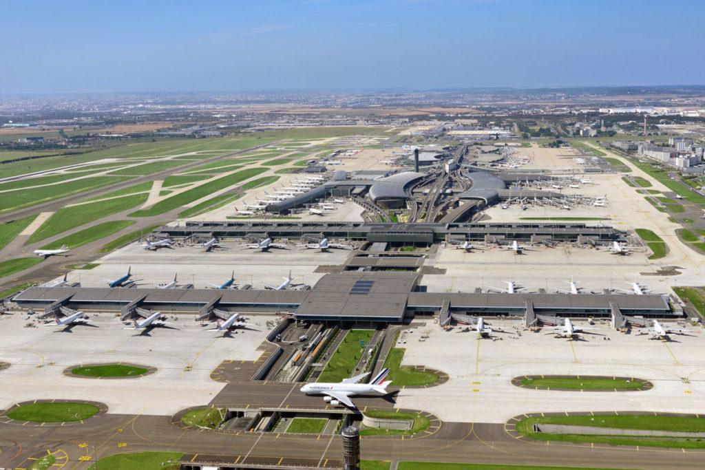 porty lotnicze cargo w europie