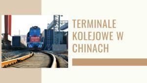 terminale kolejowe w chinach