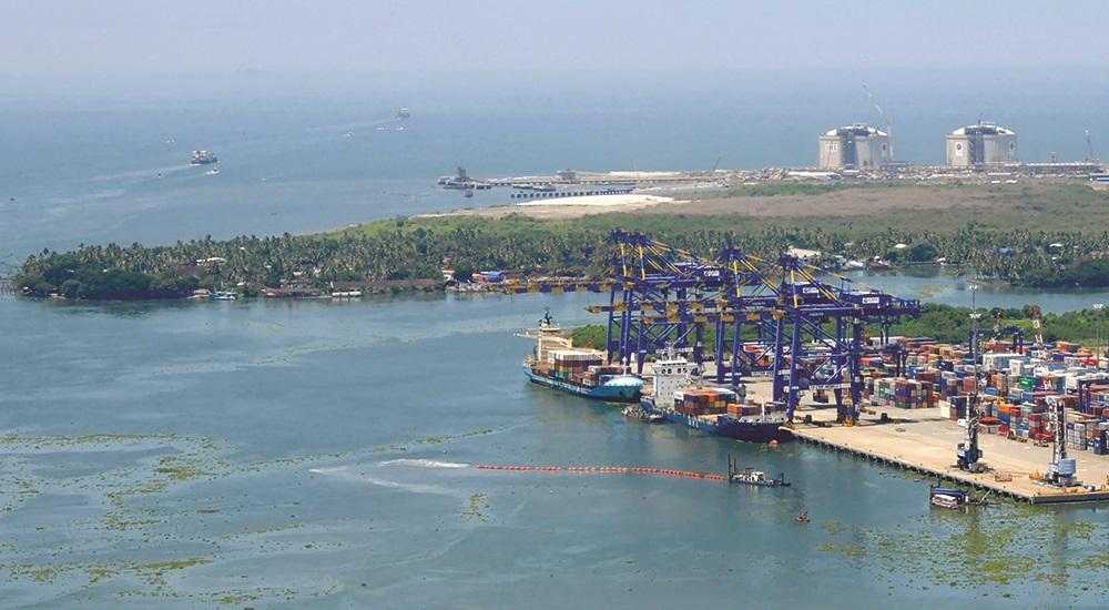 port w indiach