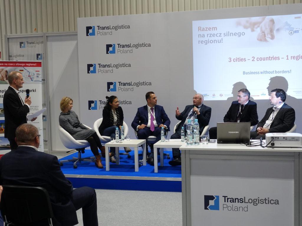Targi TransLogistica Poland 2019