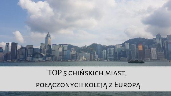 chińskie miasta