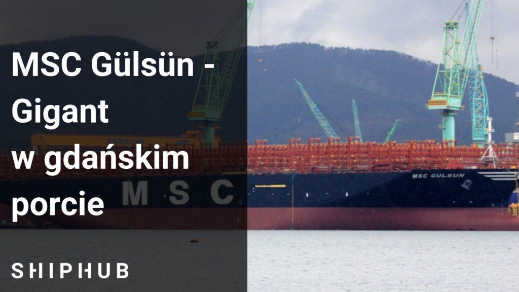 MSC Gülsün