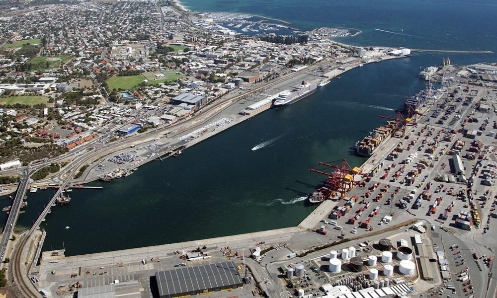 porty morskie w australii