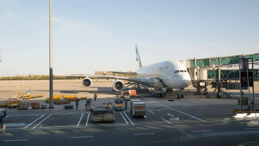 beijing - porty lotnicze cargo w chinach