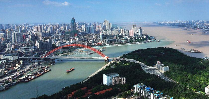 top 5 chińskich miast wuhan